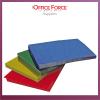 A4 PVC Şeffaf ve Renkli Şeffaf Cilt Kapakları